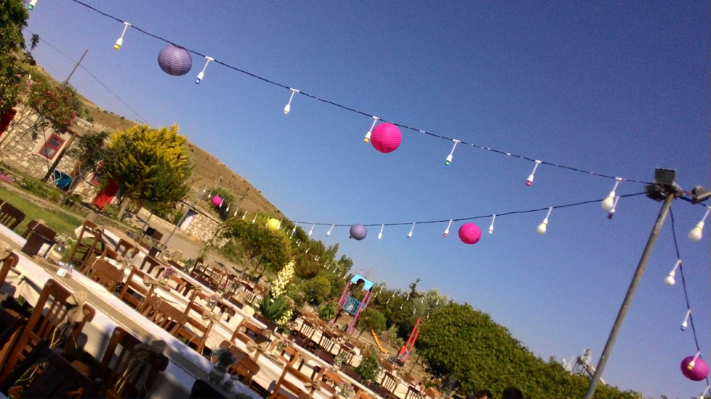 Bozcaada Düğün Turizminin Gözde Mekanı!
