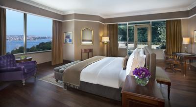 the Ritz-Carlton, İstanbul'dan rüya gibi bir düğün