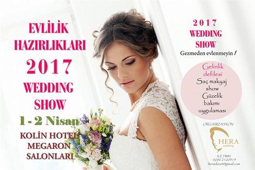 Evlilik Hazırlıkları 2017  WEDDING SHOW  Çanakkale
