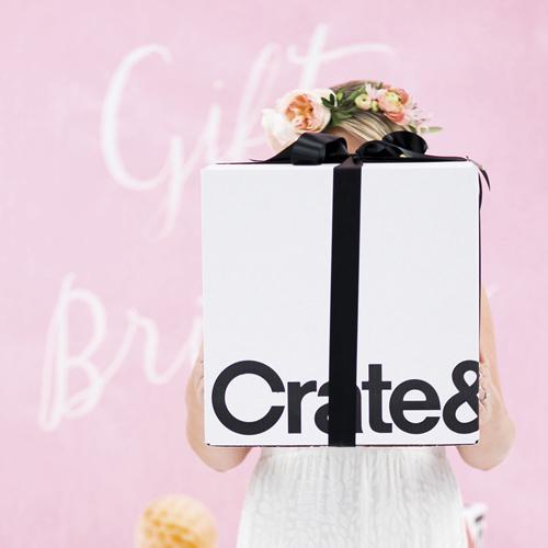 Crate and Barrel, 'Evlilik ve Hediye Listesi' ile yeni evlenecek çiftlerin hayallerini gerçeğe dönüştürüyor