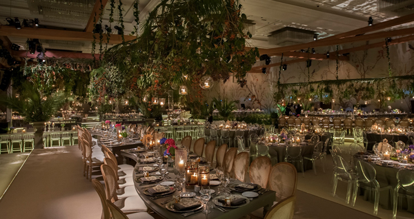 Hilton İstanbul Bomonti'de hayaller de düğünler de büyük