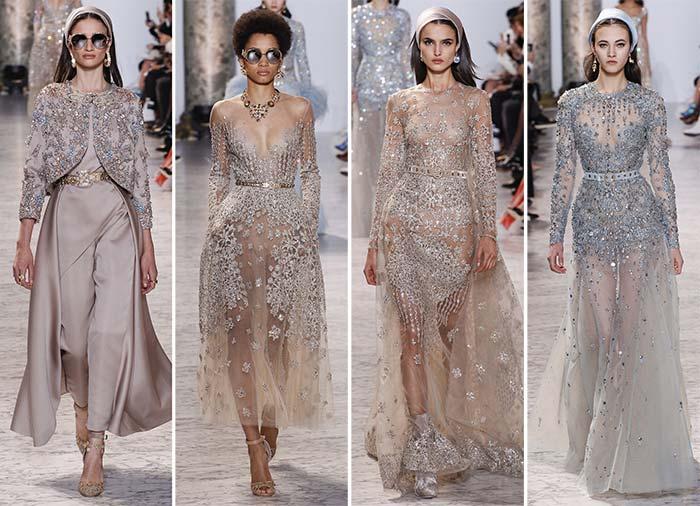 Elie Saab İlkbahar/Yaz 2017 Couture