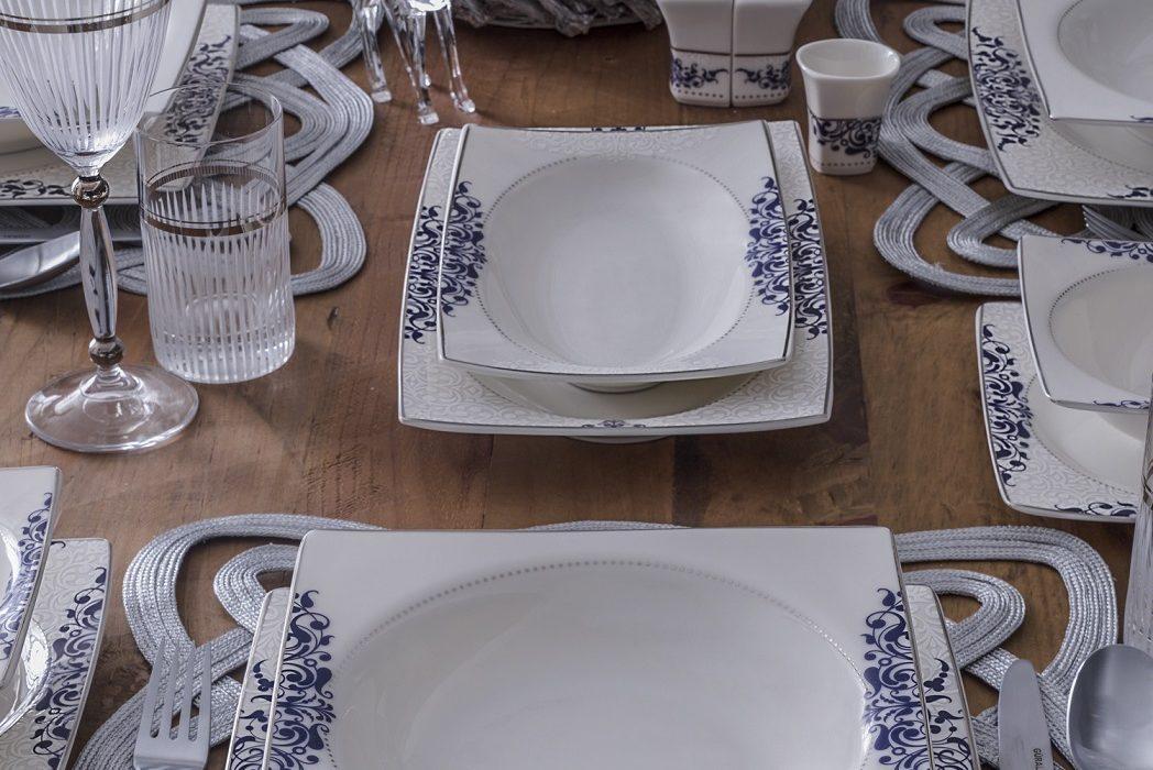 Güral 'Türkiye'nin ilk yerli kare bone' porselenini üretti