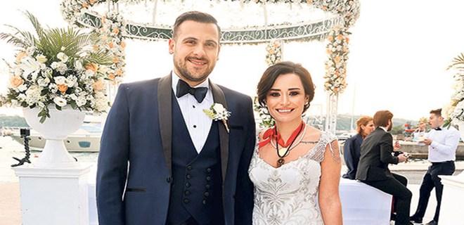 Ümit Erdim Evlendi