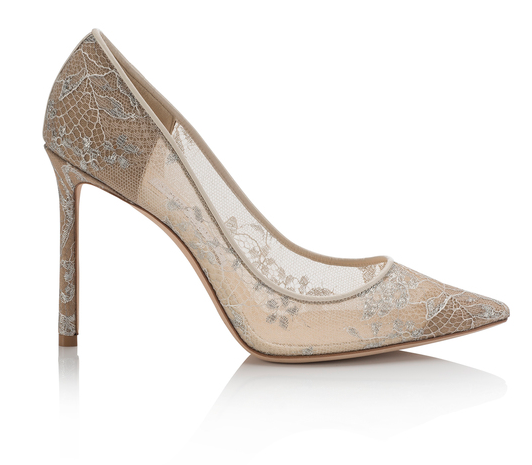 Jimmy Choo Bridal Koleksiyonu Jimmy Choo 2017 gelinleri için birbirinden şık ve zarif gelin ayakkabıları tasarladı.