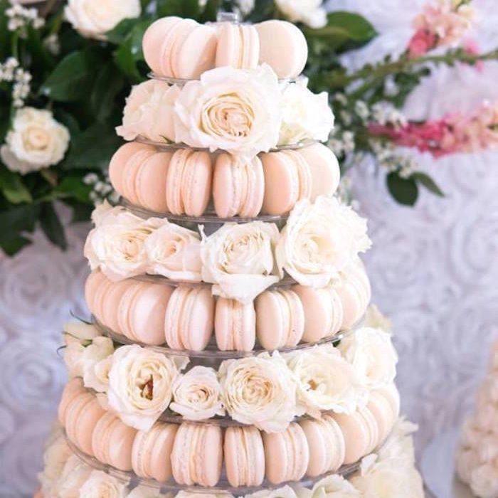 Macaron Pastalar
