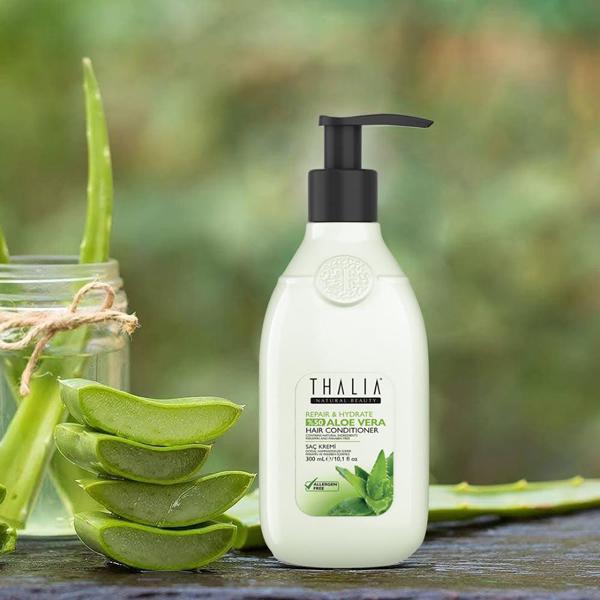 Ölümsüzlüğün bitkisi aloe vera ile saçlarınıza ve cildinize can katın!