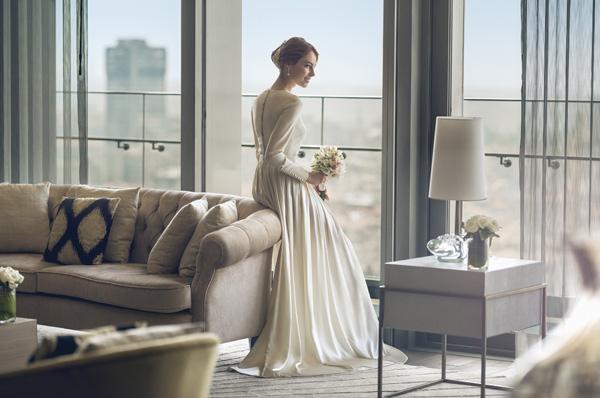 Fairmont Düğünleri Sofistike ve Çağdaş…