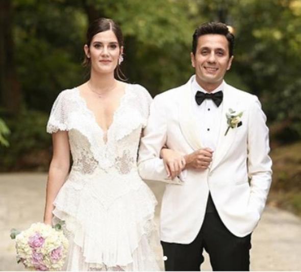 Ferhan Şensoy ile Cem Öget Evlendi…