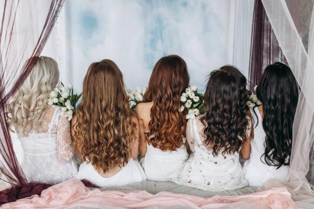 Gelin Saçında Sonbahar İzleri