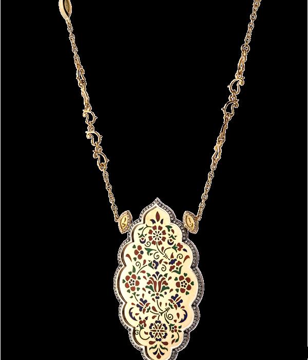 ON İKİ SANAT DALININ MÜCEVHERLE BULUŞMASI  Sacred Art Collection