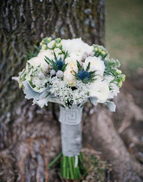 Kış düğünlerine altarnatif buket önerileri