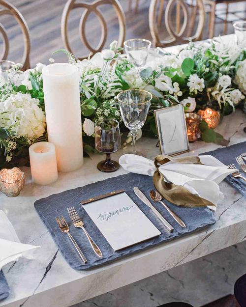 2019 düğünlerine Geomotrik Dokunuş