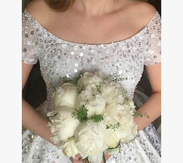2018'in En Güzel Gelin Çiçekleri