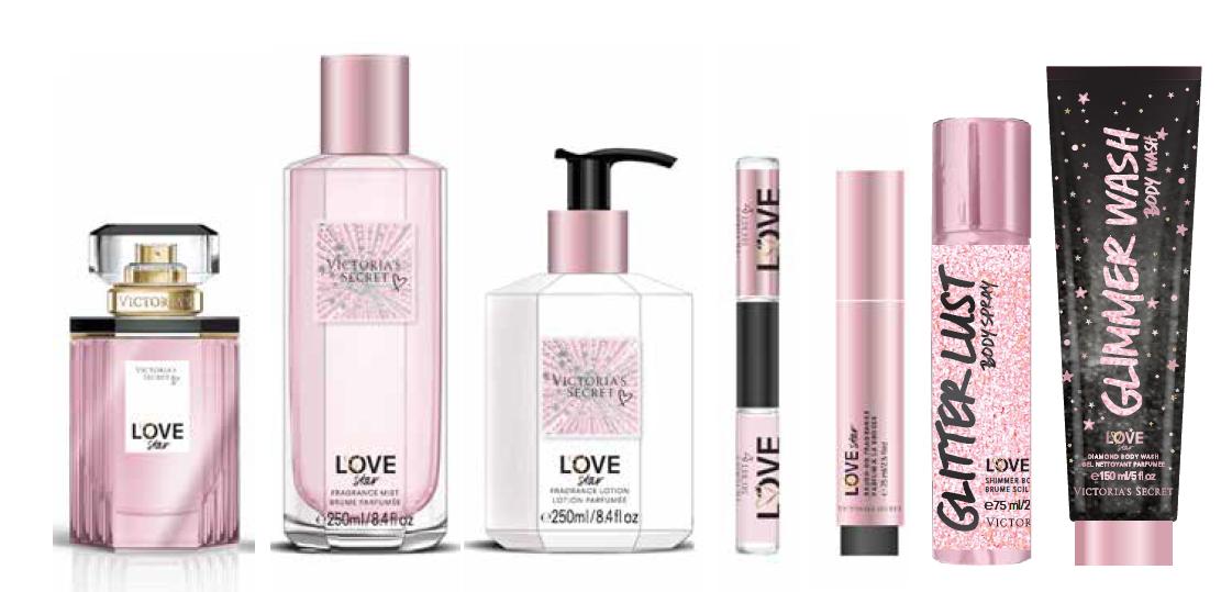 Victoria's Secret'ın Sevilen Kokularından Love'ın En Farklı Hali, Partinin Yıldızı; Love Star!