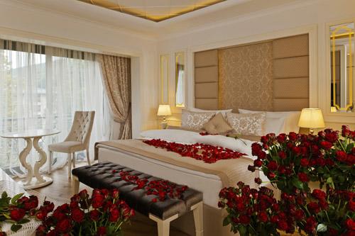 NG HOTELS: ROMANTİK BALAYININ ADRESİ