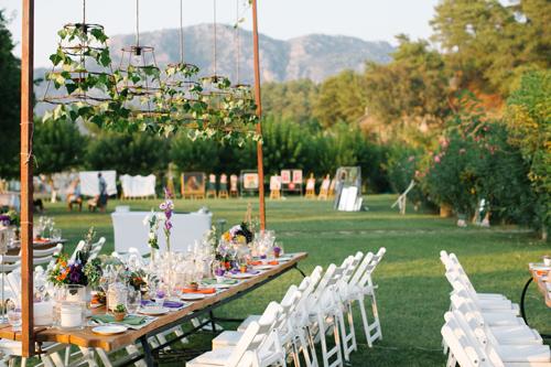 Tarzını Düğününde de Konuşturmak İsteyenlerin Tercihi: D-Resort Göcek