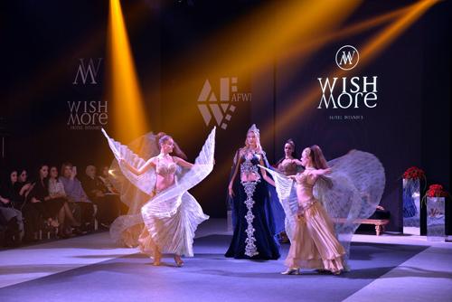 """Dünya modası rüzgarı Wish More Hotel """"Evlilik Fuarı""""nda esti"""