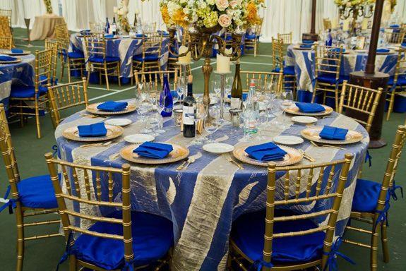 2020 Düğünlerine Mavi ve Tonları Damga Vuracak