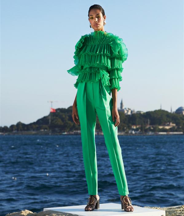 Pret-a-Couture Çizgisindeki Özgür Masur İlkbahar/Yaz 2021